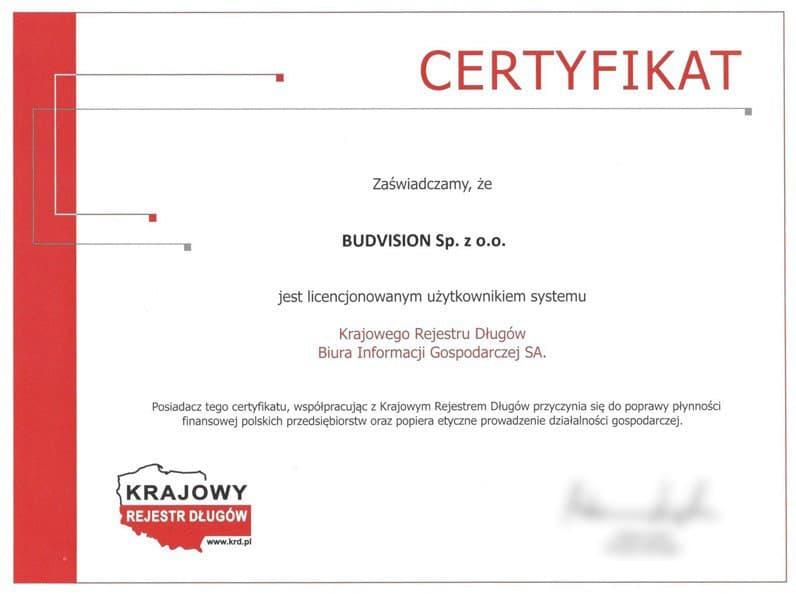 Budvision KRD