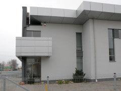 Budynek magazynowo-biurowy COMFORT SYSTEM Skorzewo