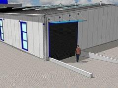 budynek produkcyjno-magazynowy SAPOR (1)