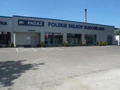 Hala handlowa PAGAZ Kamienna Góra