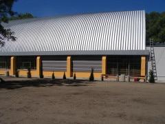 hala sportowa Niezychowo (6)