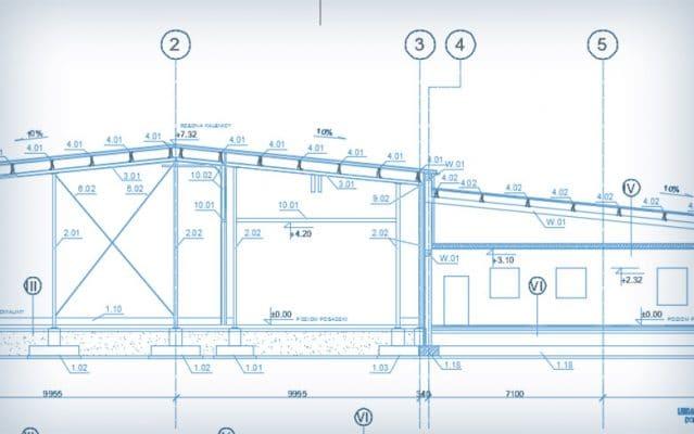 Projektowanie hali produkcyjnej w Dębnicy Kaszubskiej