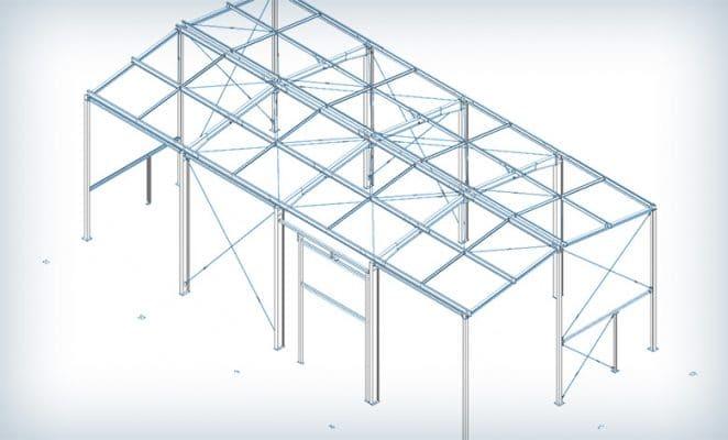 Projektowanie hali produkcyjnej w Gowarzewie