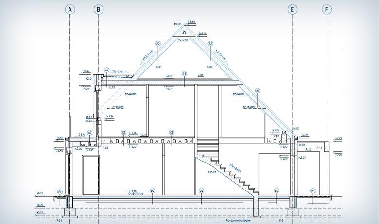 Projektowanie budynków jednorodzinnych dwulokalowych w Bierzglinku