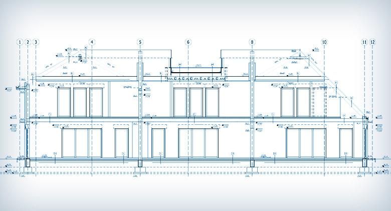 Projektowanie budynku mieszkalnego w Bierzglinku