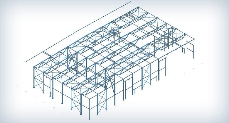 Projektowanie budynku biurowo-usługowo-handlowego w Olsztynie