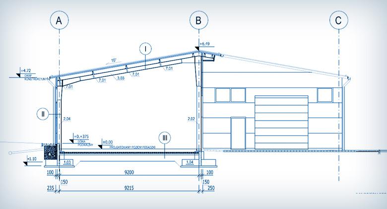 Projekt dobudowy hali w Jeleniej Górze