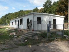1. budynek przed rozbiórką